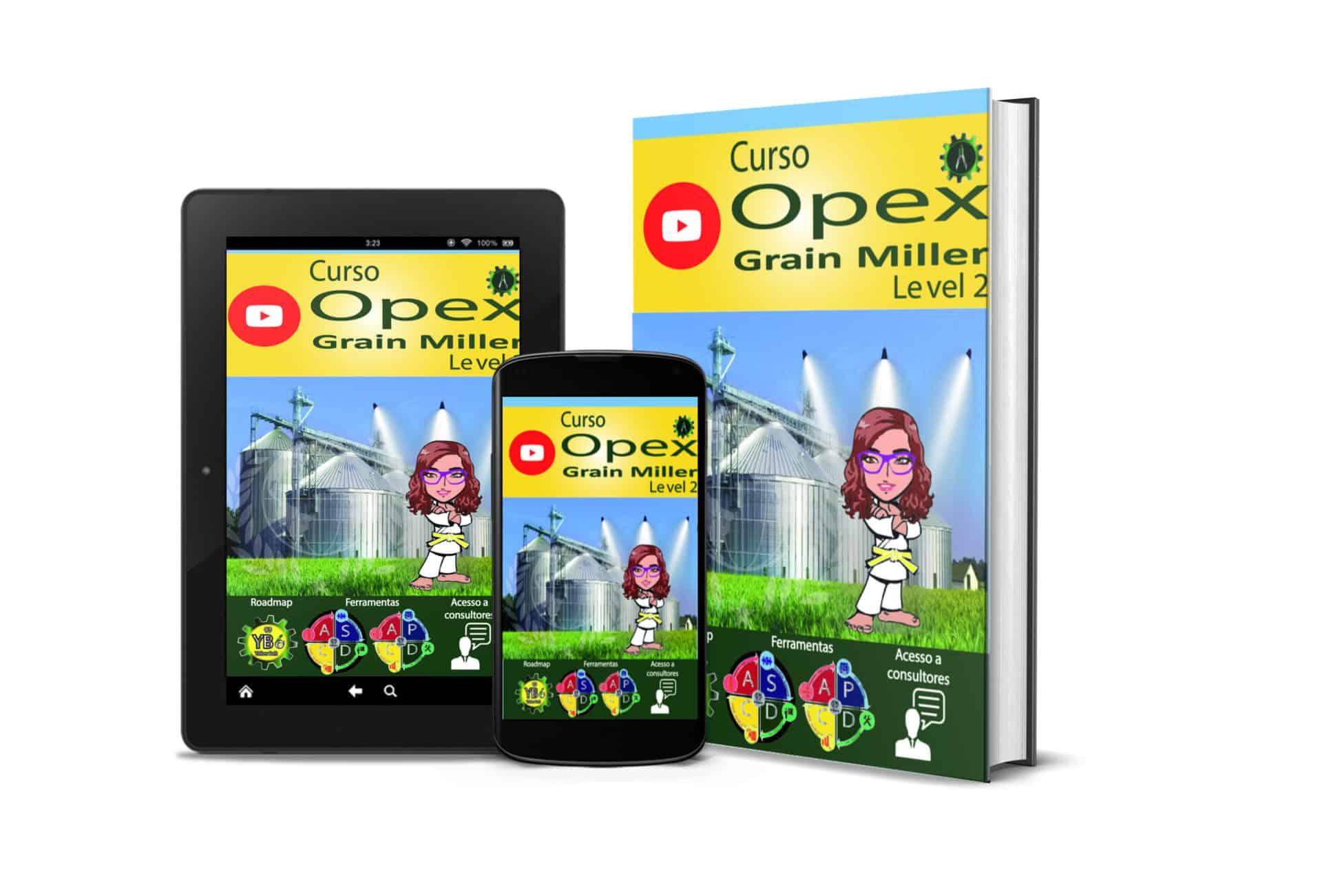 Curso Opex Grain Miller Six Sigma
