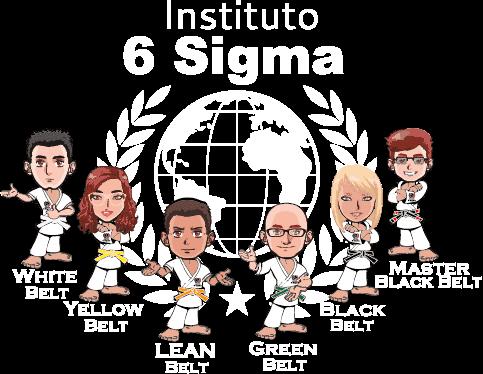 Formações Instituto 6 Sigma